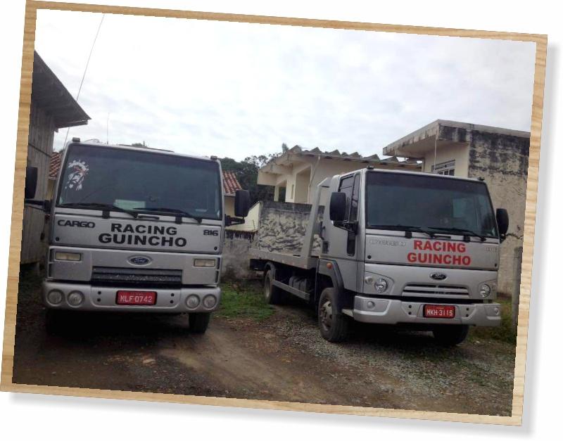 caminhões de guincho